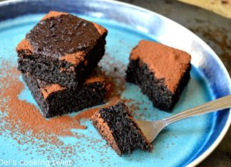 Σοκολατένιο Υγρό Brownie