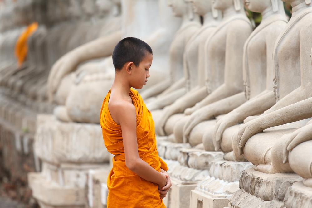 βουδισμός-διαλογισμός
