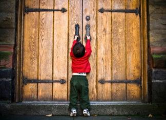 κλειστή-πόρτα