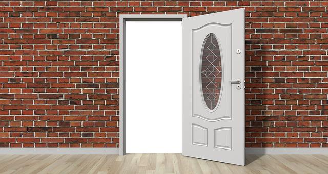 ανοικτή-πόρτα